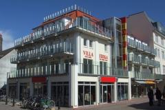 Gebäude Bismarckstraße Ecke Goethestraße